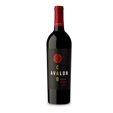 +AVALON 750ML CABERNET NAPA