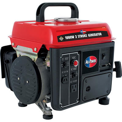 All Power 2 Stroke 1,000 Watt Generator