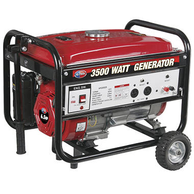Allpower 3,500 Watt Portable Gas Generator