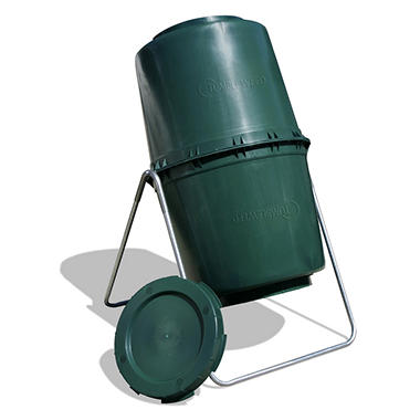 Sun Joe Tumbleweed 58-Gallon Composter Tumbler