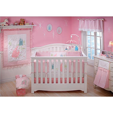 Disney - Princess Dreams Come True Crib Bedding Set - 9 pc.