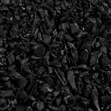 Pinnacle Rubber Mulch - Black