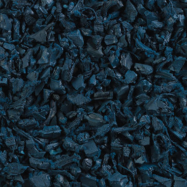 Rubber Mulch - Blue