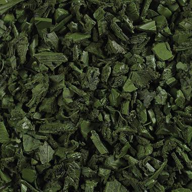 Pinnacle Rubber Mulch - Green
