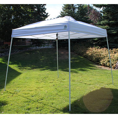 Undercover Affordable Instant Canopy With Slant Leg Design