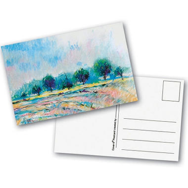 Cover-It Blank Postcards, 4 x 6 Inches, Pack of 50