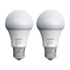 Retrofit Lighting A19 7 Watt LED (2 Pack)