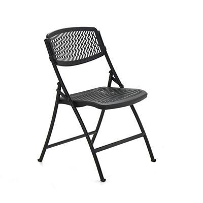 Mity Lite Flex One Folding Chair - Black