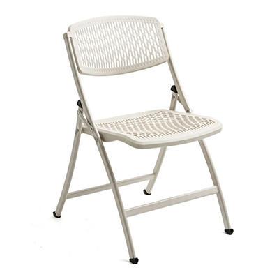 Mity Lite Flex One Folding Chair - White