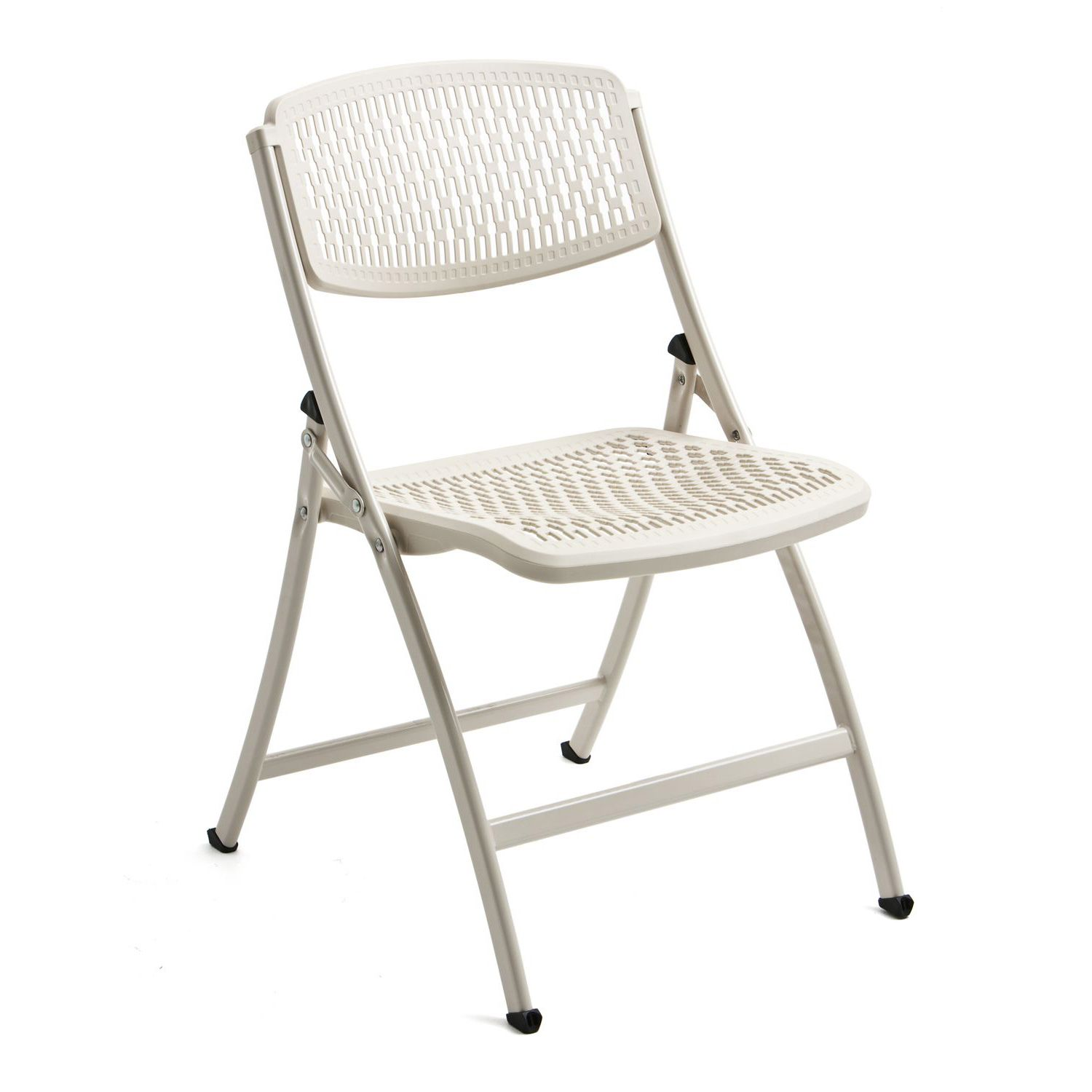 Flex One Folding Chair From Mity Lite White Ebay