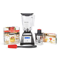 Blendtec Total Blender with WildSide Jar and Mini Twister Jar