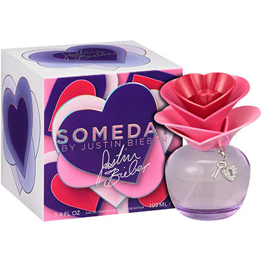 Someday by Justin Bieber Eau de Parfum Spray - 3.4 fl. oz.