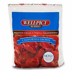 Well-Pict Whole Strawberries (6 lb.)