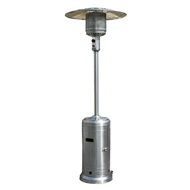 Commercial Grade Stainless Steel Patio Gas Heater