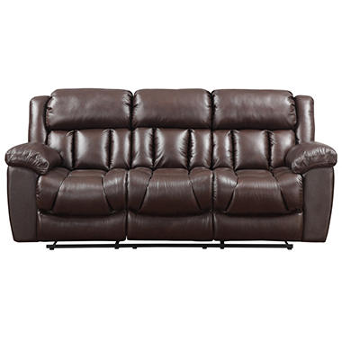 Ellison Leather Motion Sofa