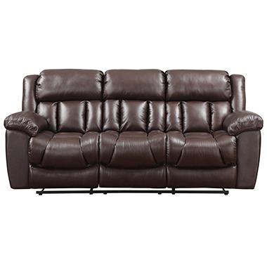 Ellison Leather Motion Sofa