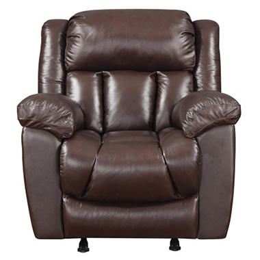 Ellison Leather Rocker Recliner