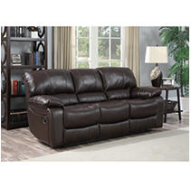 Upc 853233004808 Redfield Motion Leather Sofa