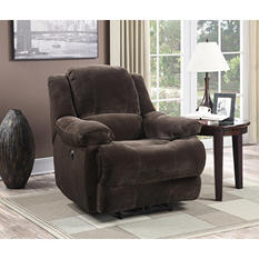 Saratoga Fabric Power Recliner