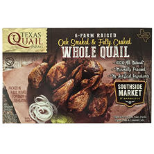 Texas Quail Farms Smoked Whole Quail (6 pk.)