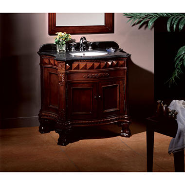 Ove Decors Buckingham Vanity Marble Countertop (Limited Time Offer - DIY Event)