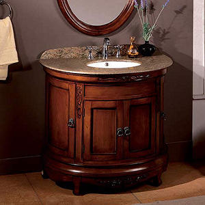 "OVE Decors Victoria 36.5"" Single Bowl Vanity"
