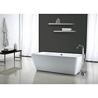 "OVE Decors 68"" Kido Freestanding Bath Tub"