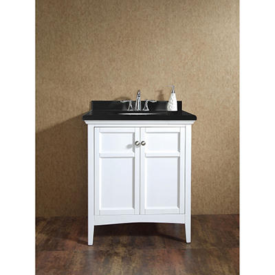 "Ove Decors Campo 30"" Single Bowl Bath Vanity"