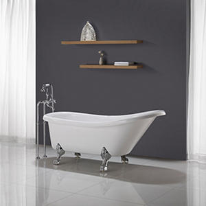 "OVE Decors 70"" Freestanding Bath Tub"