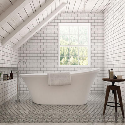 Ove Decors Rachel Acrylic Tub