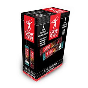 Caveman Primal Performance Nutrition Bars, Variety Pack (18 ct.)