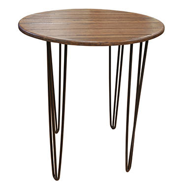 EcoVet Contemporary Bar Height Table