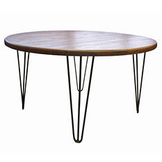 EcoVet Contemporary Reclaimed Wood Coffee Table