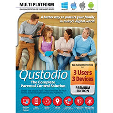 Qustodio The Complete Parental Control Solution