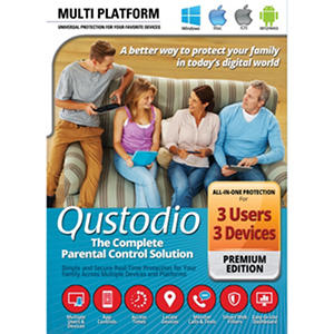 Qustodio The Complete Parental Control Solution