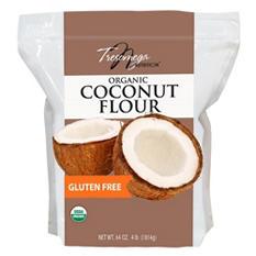 Tresomega Nutrition Organic Coconut Flour (5 lb.)