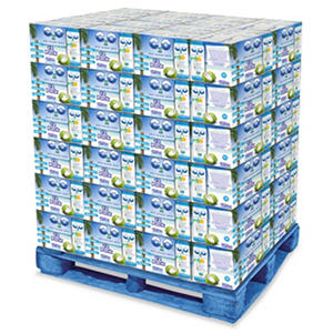 C2O Pure Coconut Water (17.5 fl. oz. cans, 132 case pallet)