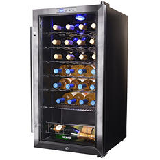 NewAir 27-Bottle Compressor Wine Cooler