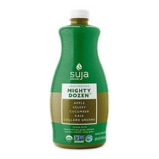 Suja Mighty Greens Organic Fruit & Vegetable Juice Drink (59 fl. oz. bottle)