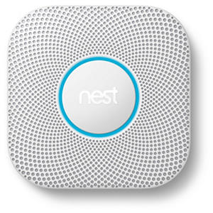 Nest Protect Smoke + CO Alarm - Choose Power Type
