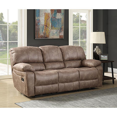 Roosevelt Reclining Sofa Sam S Club