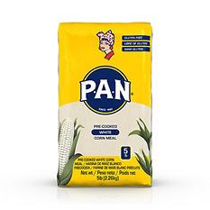 P.A.N. White Corn Meal (5 lb.)