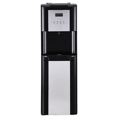 Hamilton Beach Hot & Cold Bottom Load Water Dispenser, Black