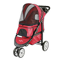 Click here for Monaco Pet Stroller  Red prices
