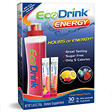 EcoDrink Energy Drink Mix - Pink Lemonade and Fruit Punch - 30 pk.