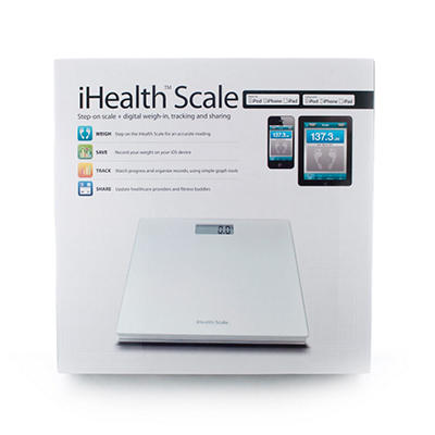 iHealth Digital Scale Appcessory