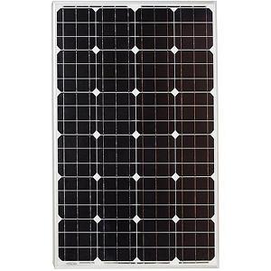 100-Watt Monocrystalline PV Solar Panel RV's, Boats and 12-volt Systems
