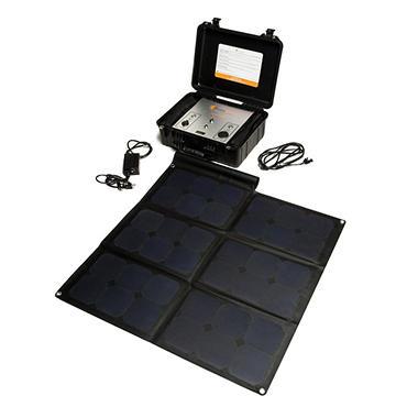 Rhyno 500 All-In-One Portable Solar Power Generator