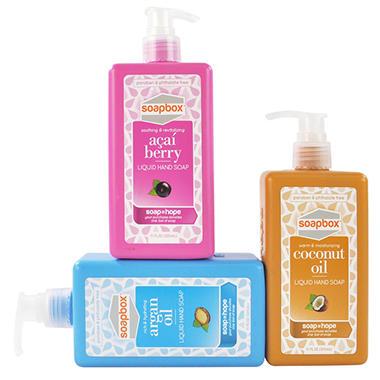 SOAPBOX 3-PACK LIQU