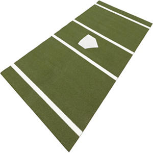 ProViri Green Home Plate - 6' x 12'